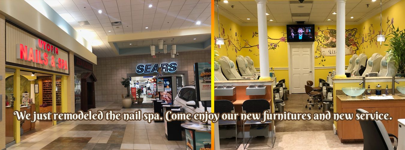 Utopia Nail Salon | Nail salon in Bel Air 21014 | Nail salon 21014